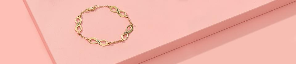 Personalised Bracelets